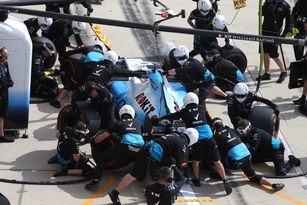 F1   Per la Williams la gara di Austin sarà un test in vista del 2020