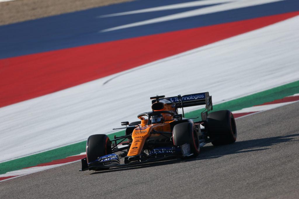 F1   McLaren, Sainz e Norris ancora una volta in prima fila dietro di top team