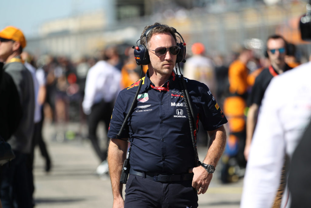 """F1   Red Bull, Horner: """"Max e Alex hanno fatto una gran gara"""""""