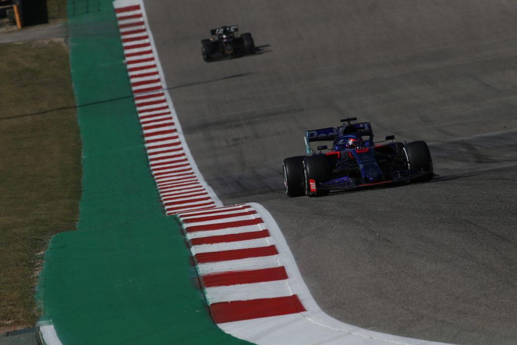 F1   GP USA, che sfortuna per la Toro Rosso: Kvyat penalizzato, Gasly out