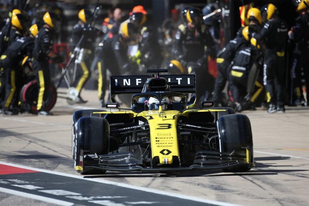 F1 | Renault, Daniel Ricciardo davanti ad entrambe le McLaren, anche Hulkenberg in zona punti
