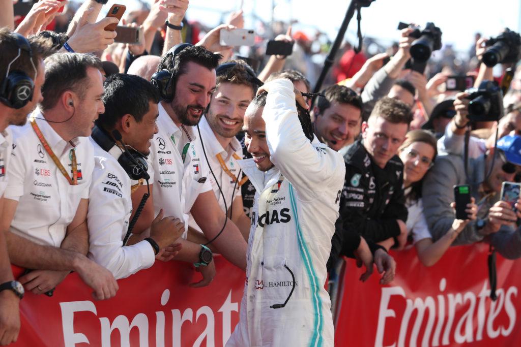 """F1   Mercedes, Wolff: """"Orgoglioso di tutti, è un risultato incredibile!"""""""