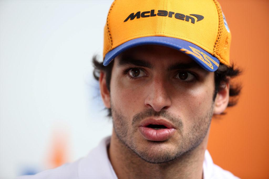 """F1   McLaren,  che delusione per Carlos Sainz: """"E' frustrante, ma la gara è domani"""""""