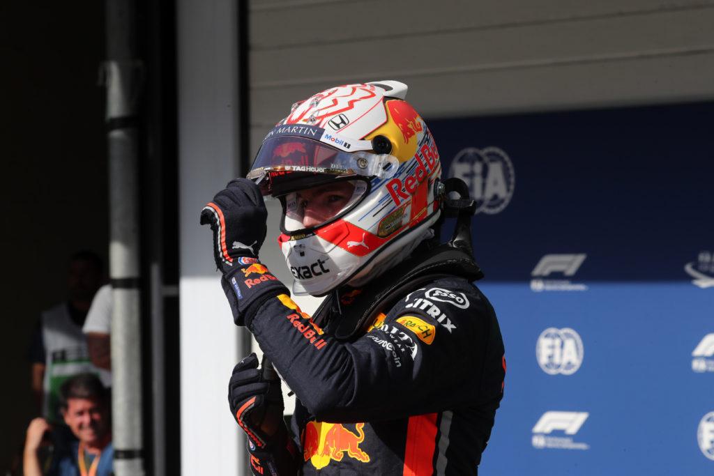 F1 | Honda, grande soddisfazione per la pole position di Verstappen in Brasile