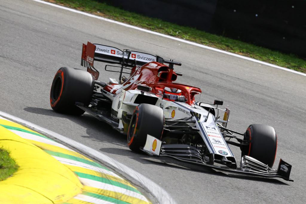 """F1   Alfa Romeo, finalmente Raikkonen: """"Possiamo essere soddisfatti!"""""""