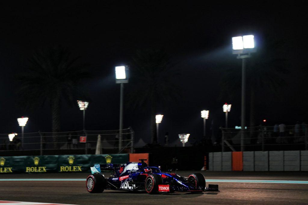 F1 | Toro Rosso, Kvyat e Gasly fiduciosi dopo le libere di Abu Dhabi