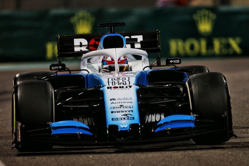 F1 | Williams, Russell e Kubica ultimi anche nelle qualifiche di Abu Dhabi