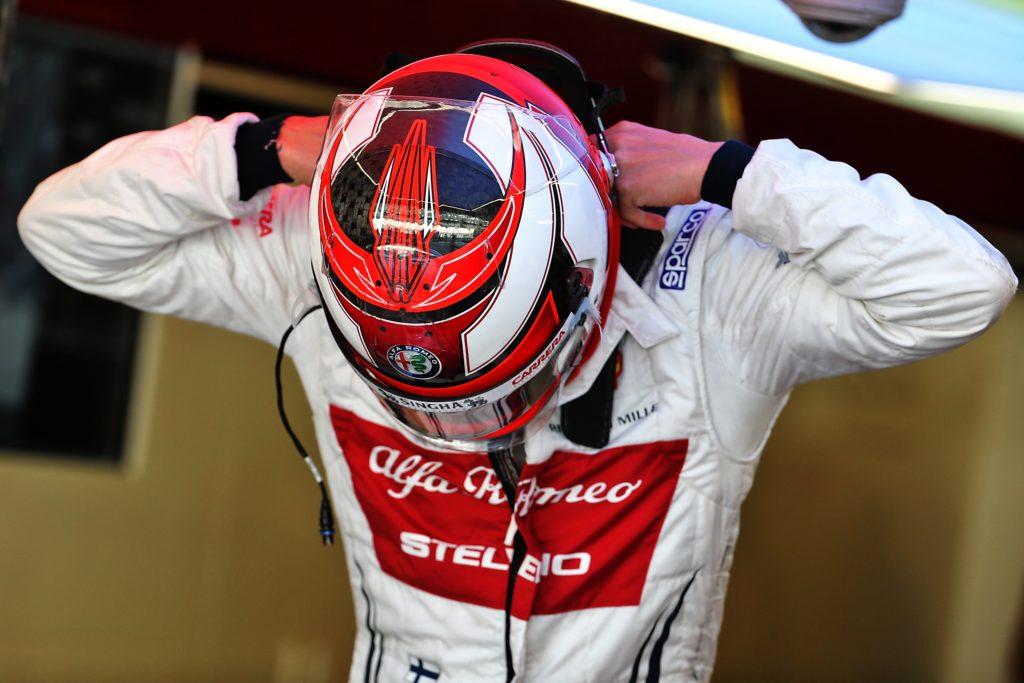"""F1   Alfa Romeo, qualifiche amare per Raikkonen: """"Non avevo grip"""""""