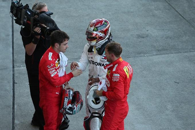 F1, Irvine: