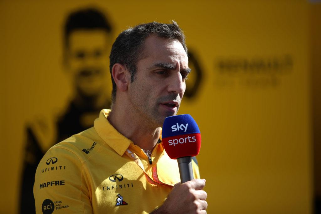"""F1   Renault, Abiteboul pizzica Liberty Media: """"Regolamenti? Ci sono ancora diversi argomenti da affrontare"""""""