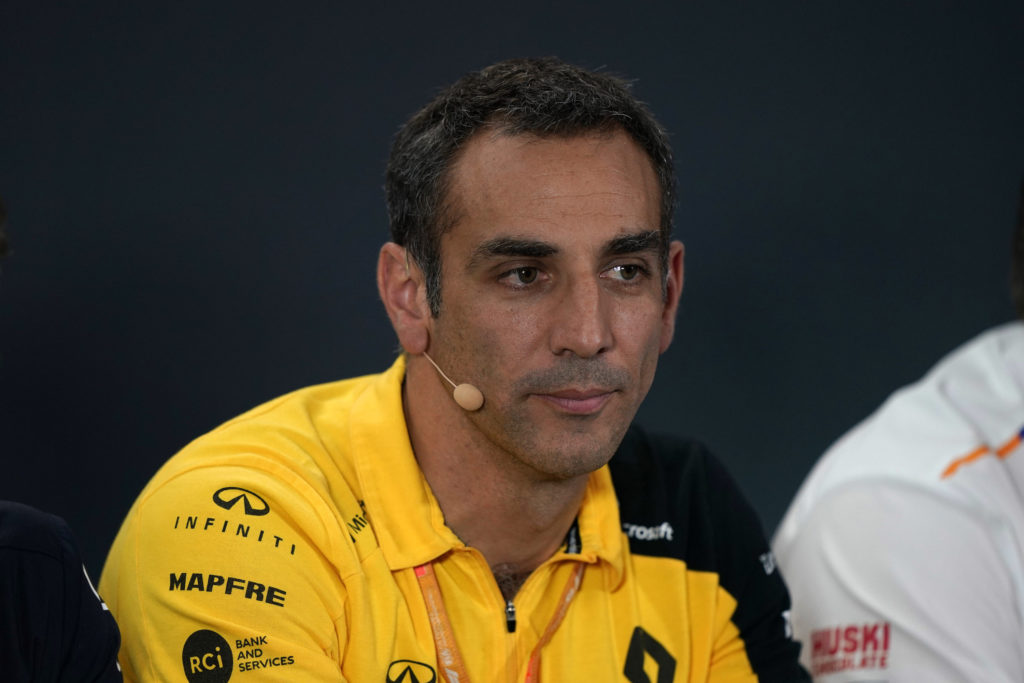 Formula 1 | Renault, Abiteboul sposa l'idea 'green' di Liberty Media