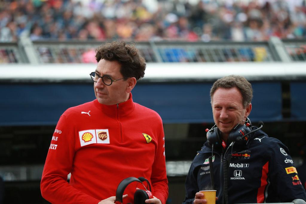 F1 | Binotto minaccia azioni legali contro Red Bull