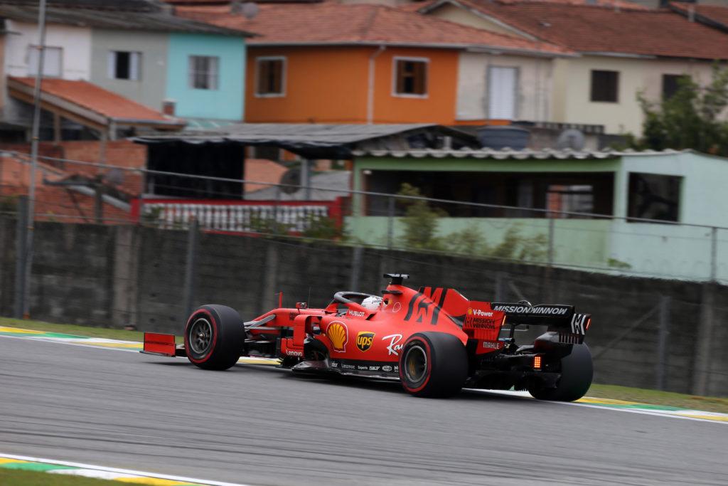 Formula 1 | GP Brasile, Vettel conquista la prima fila nelle qualifiche di Interlagos