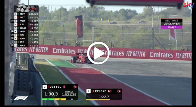 F1   Hamilton per il titolo, Ferrari per l'orgoglio: il punto di Mara Sangiorgio dopo le qualifiche di Austin [VIDEO]