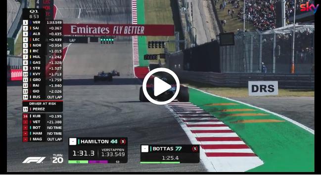 F1 | GP Stati Uniti, gli highlights delle qualifiche [VIDEO]