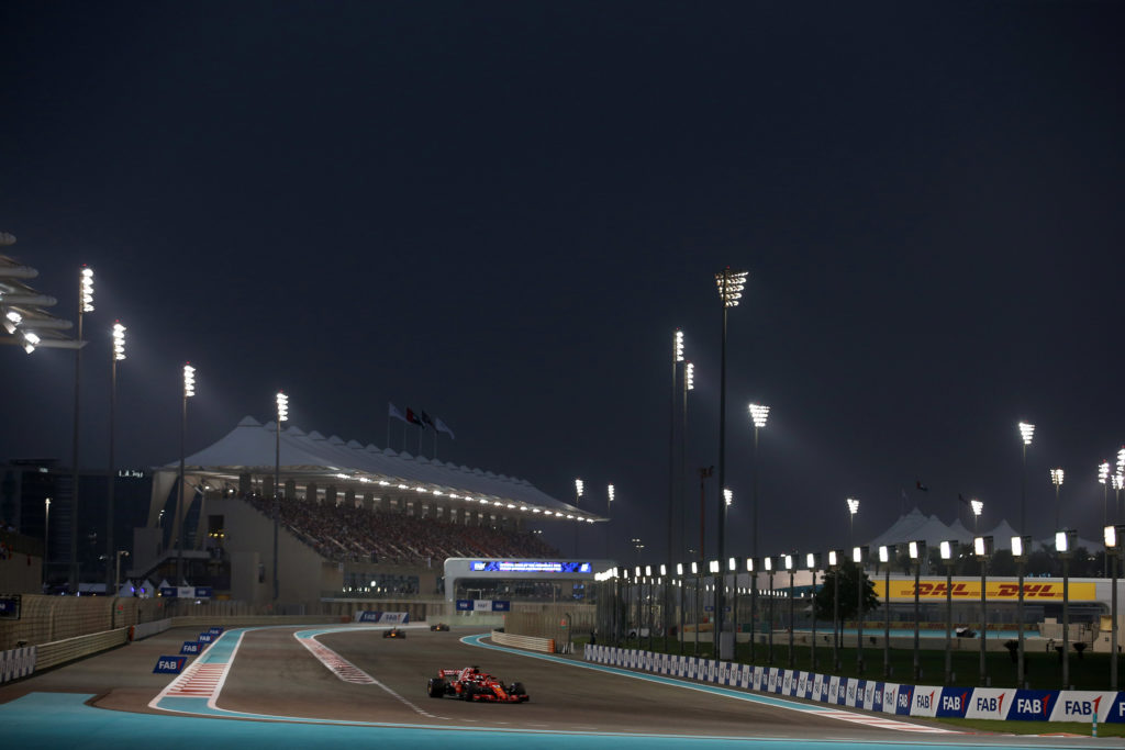 F1 | GP Abu Dhabi, confermate le zone DRS per il week-end a Yes Marina