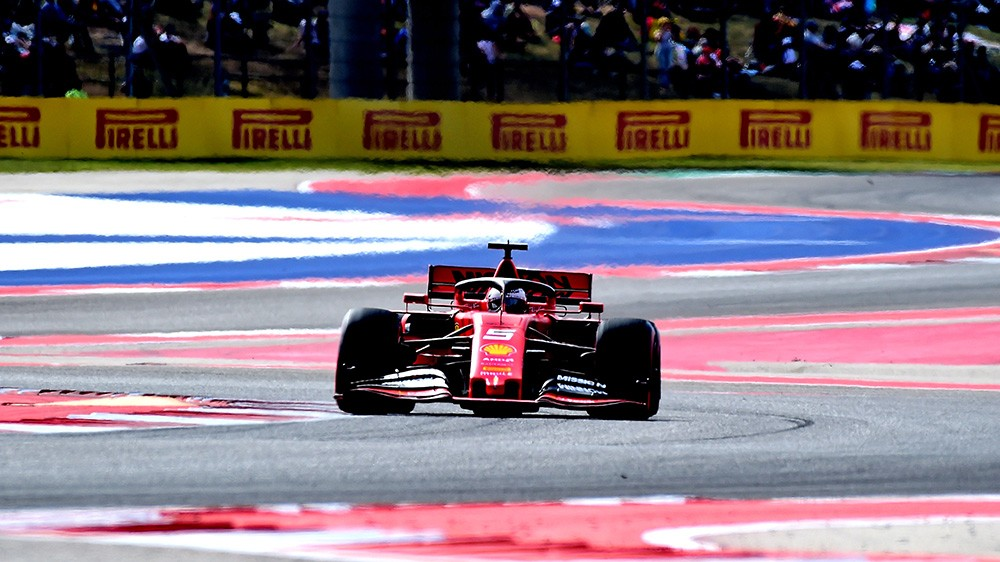 F1 | GP Stati Uniti, Ferrari protagonista di una bella qualifica al Circuit of the Americas