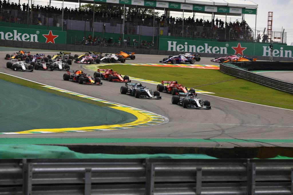 F1 | GP Brasile, confermate le zone DRS per Interlagos