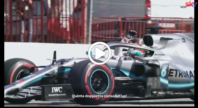 F1 | GP Stati Uniti, Hamilton nella leggenda: dieci vittorie per agguantare il sesto titolo della carriera [VIDEO]