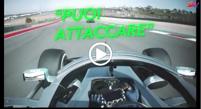 F1 | GP Stati Uniti, Hamilton e Bottas infiammano la gara al Circuit of the Americas [VIDEO]