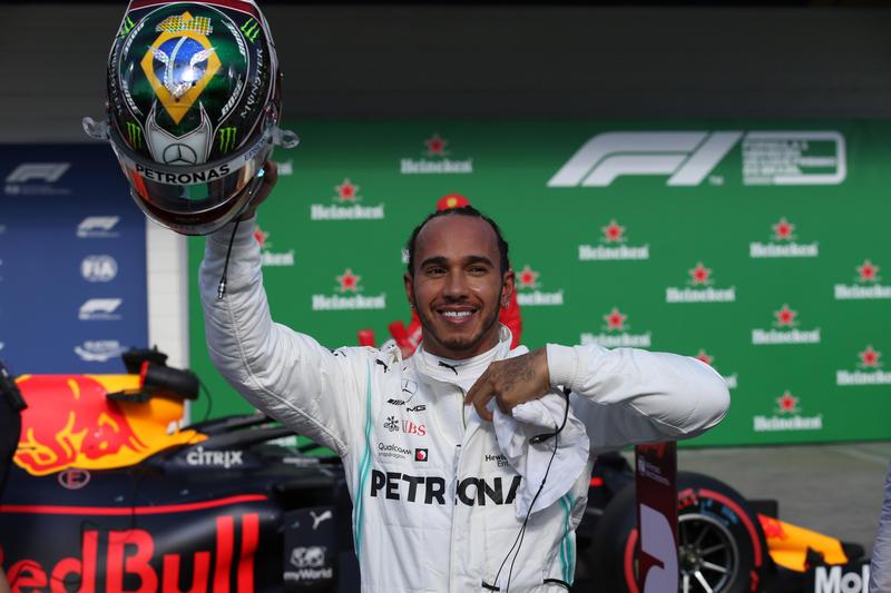 """F1   Hamilton: """"Gara difficile da vincere"""""""