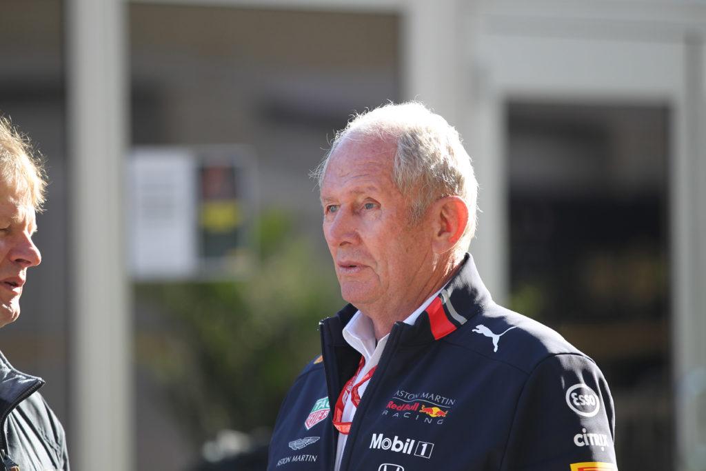 """F1   Red Bull, Marko sul futuro di Honda: """"Prenderanno una decisione prima di Abu Dhabi"""""""