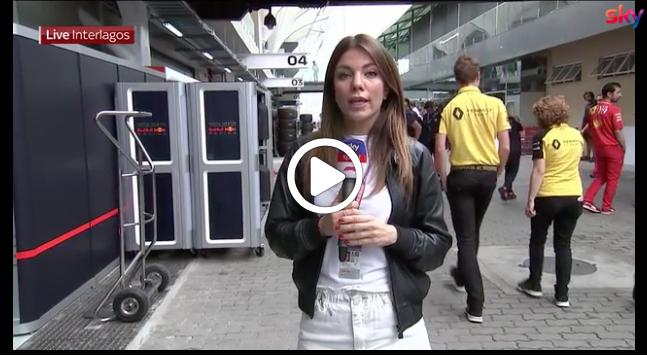 F1   GP Brasile, dalla penalità a Leclerc alla conferenza piloti: il punto di Federica Masolin [VIDEO]