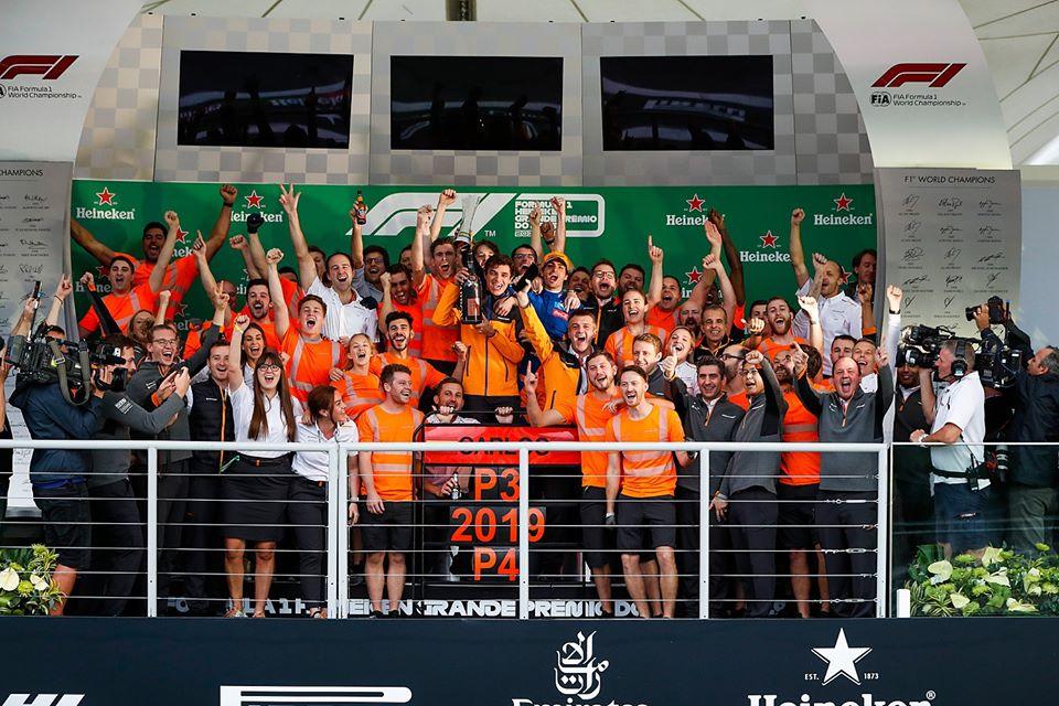"Formula 1   McLaren, Sainz torna sul Brasile: ""Non ho parole per descrivere quella gara"""