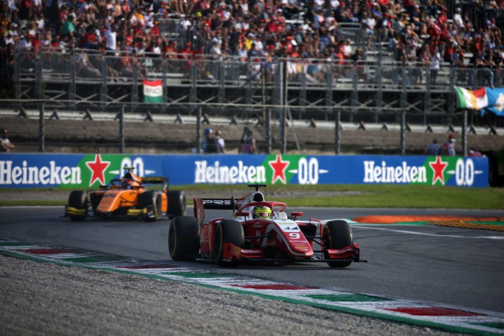 F1, Mick Schumacher: