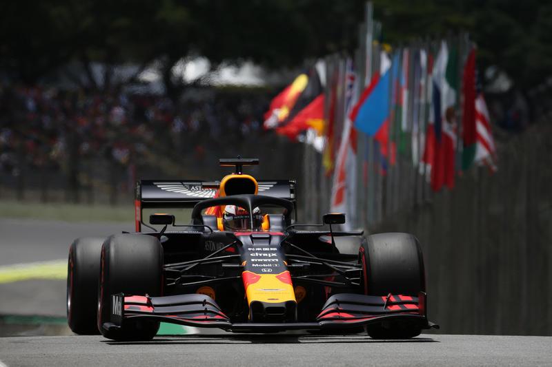 F1 | GP Brasile: Pole di Verstappen, prima fila per Vettel