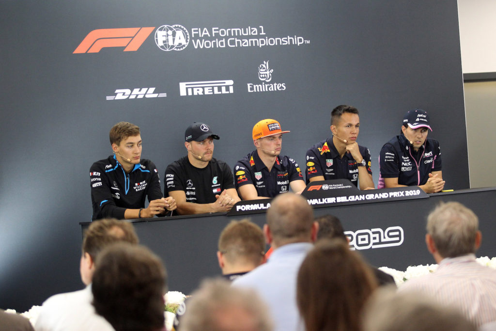 F1 | GP Brasile, Bottas e Kubica protagonisti della press conference a Interlagos