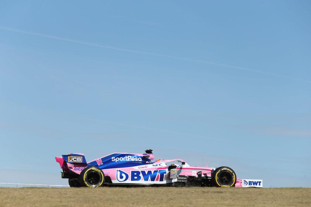 "Formula 1   GP Interlagos, Szfanauer lancia la Racing Point: ""Puntiamo la quinto posto nel costruttori"""