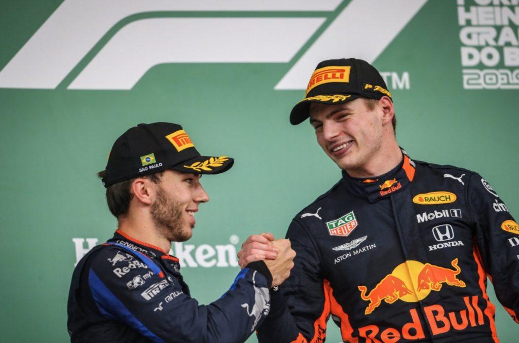 "F1   Verstappen: ""Grandioso vincere questa gara"""
