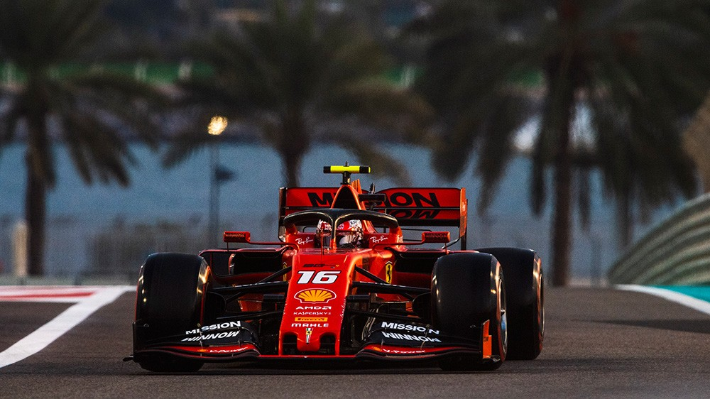 F1 | GP Abu Dhabi, Ferrari conclude le qualifiche in seconda fila
