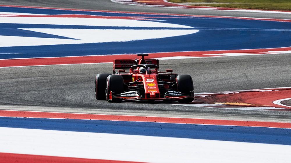 Formula 1 | Ferrari, Vettel sfiora la pole negli Stati Uniti