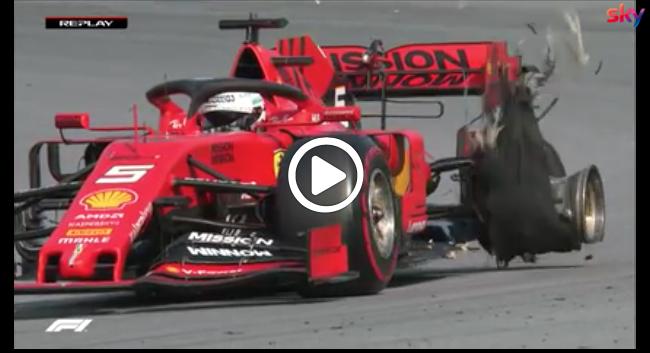 F1 | Rivalità tra compagni di  squadra, non solo Vettel – Leclerc: gli episodi più importanti [VIDEO]