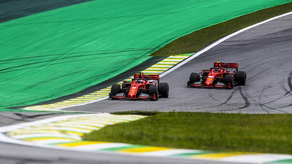 F1 | GP Brasile, Vettel e Leclerc rovinano tutto ad Interlagos: Ferrari fuori dai punti