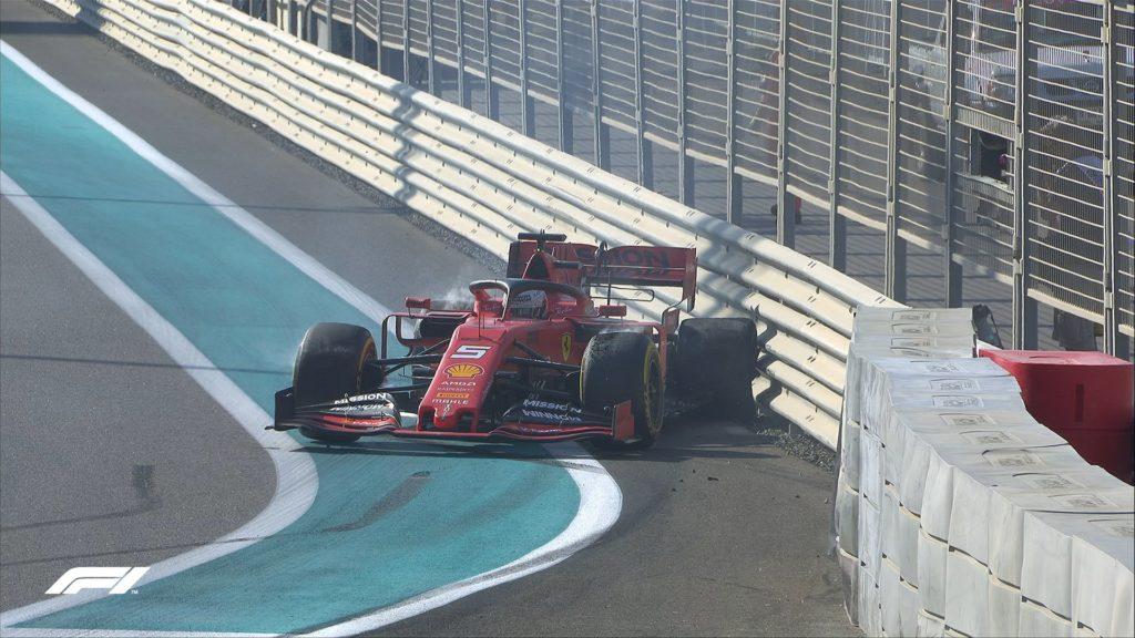 Formula 1 | Ferrari, sostituito il cambio nella vettura di Sebastian Vettel