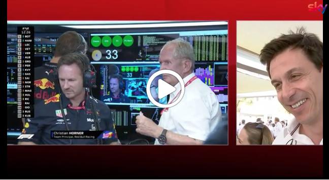 """Formula 1   GP Abu Dhabi, Wolff analizza la stagione: """"La squadra si merita un otto"""" [VIDEO]"""
