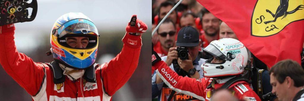 F1 | Ferrari, Alonso-Vettel: il decennio dei rimpianti iridati