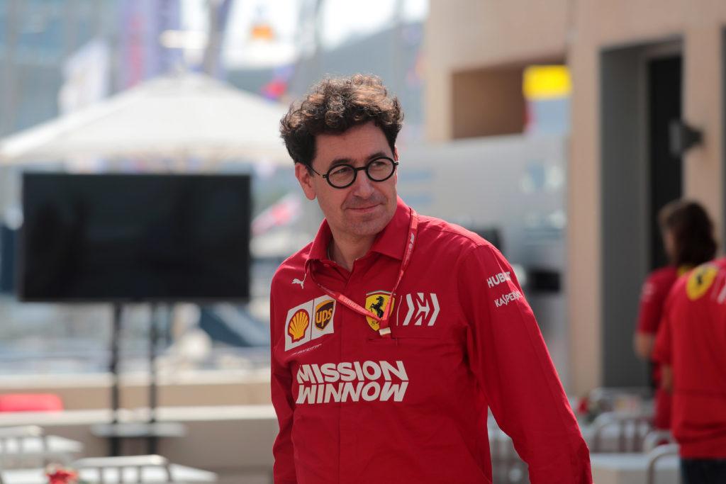 """F1   Ferrari, Binotto: """"Sapevamo che non c'erano i presupposti per avere una delle nostre gare migliori"""""""