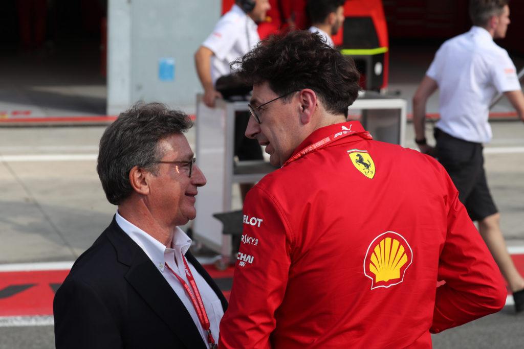 Ferrari Ceo Explains Impact Of Shortened Season On Team S Financials