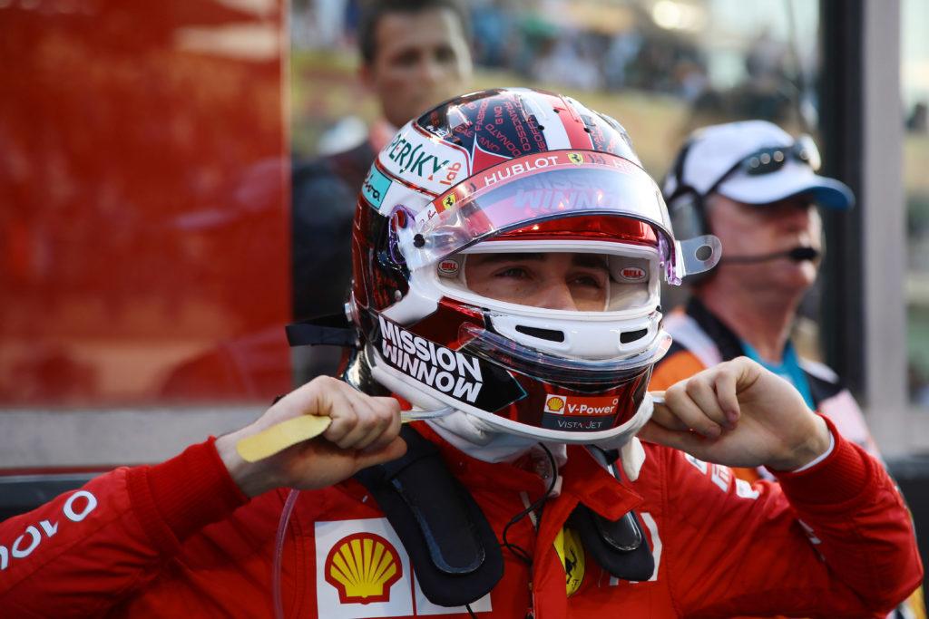 F1 | GP Abu Dhabi, nessuna penalità per Charles Leclerc