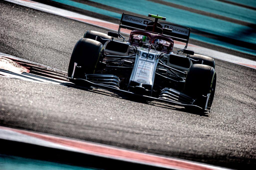 "F1 | Alfa Romeo, Giovinazzi sedicesimo ad Abu Dhabi: ""Ci abbiamo provato"""