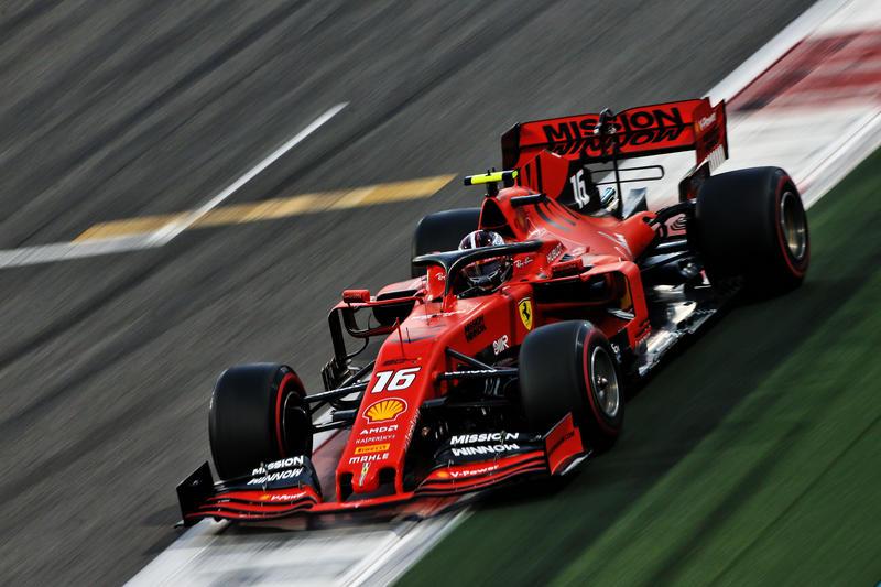 F1 | Test Abu Dhabi: Leclerc al comando dei tempi