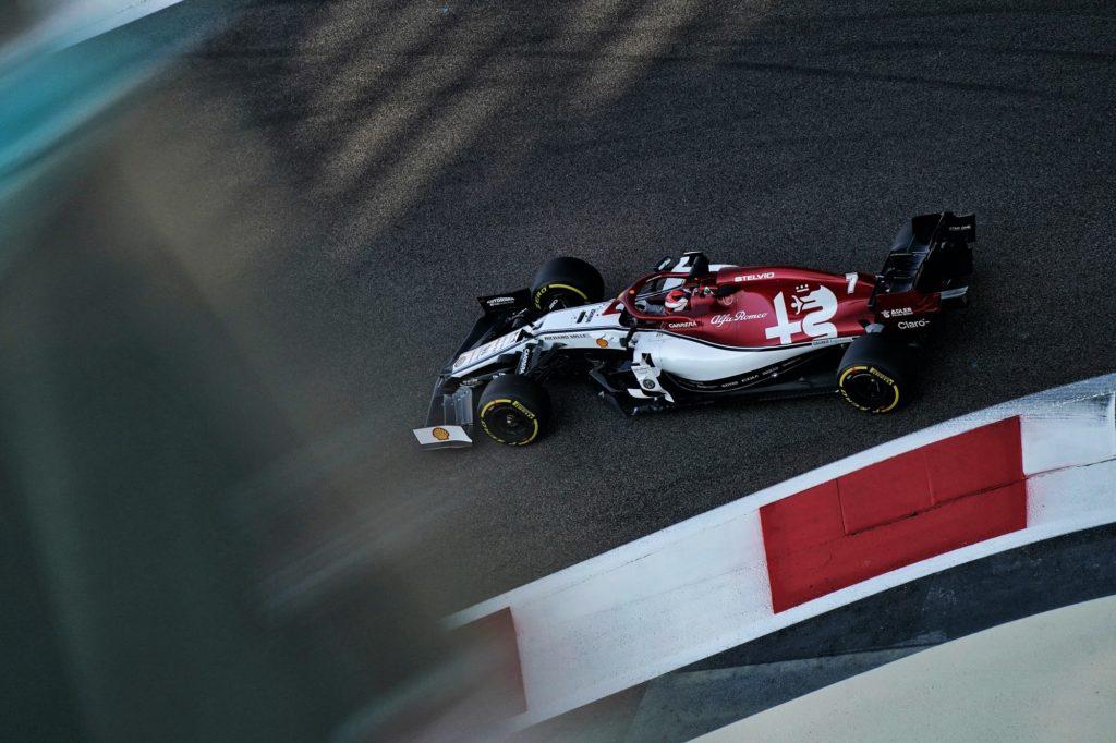 F1 | L'Alfa Romeo chiude il mondiale con zero punti ad Abu Dhabi