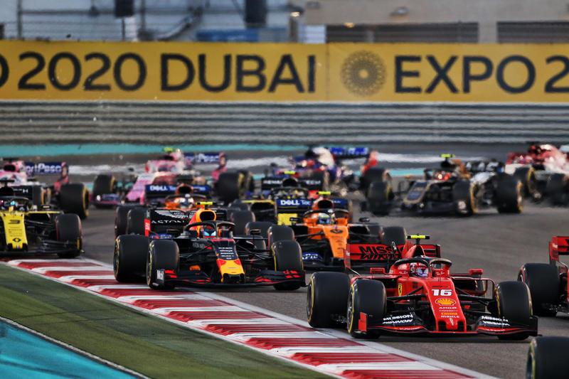 F1   Da domani due giorni di test ad Abu Dhabi