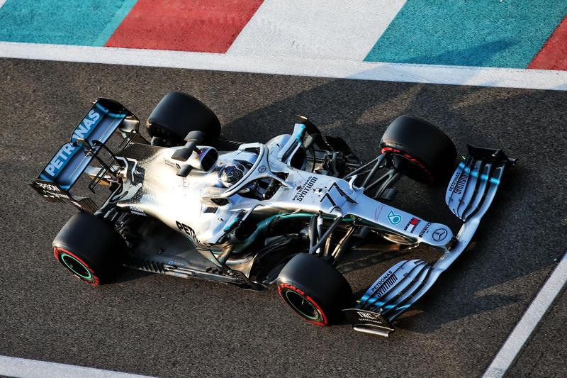 F1 | Test Abu Dhabi: Bottas chiude davanti a tutti la prima giornata