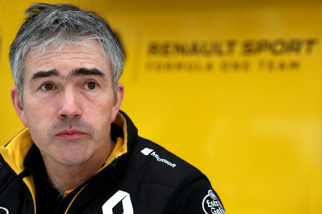 F1   Nick Chester lascia la Renault dopo 19 anni