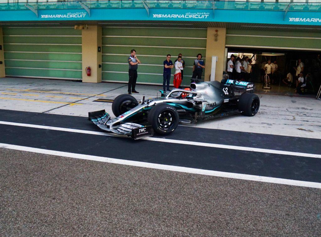 F1 | Pirelli 2021, chiusa la due giorni di test ad Abu Dhabi